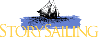 "Dave Bricker: StorySailing<sup><span style=""font-size:.3em;"">™</span></sup>"