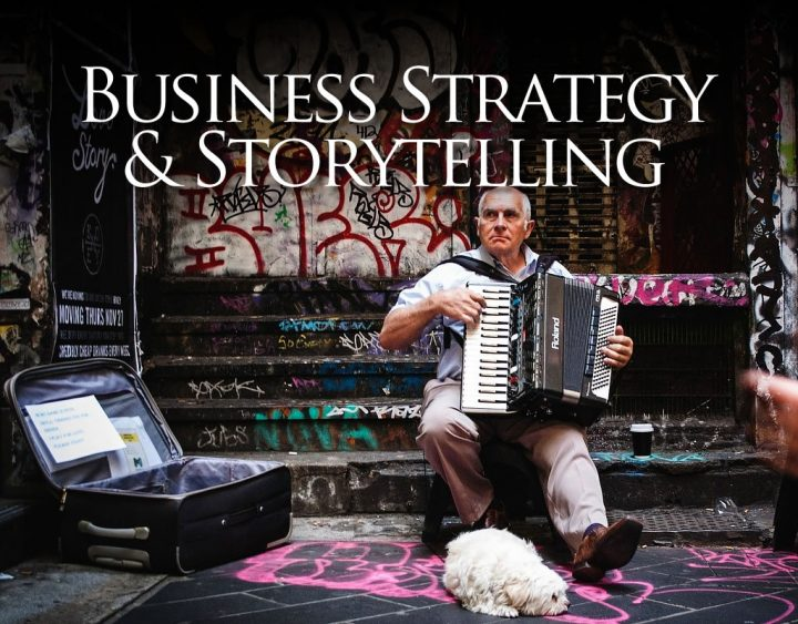 business strategy and storytelling