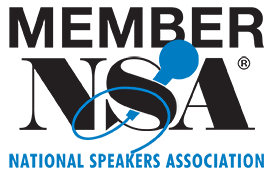NSA National Speakers Association Logo